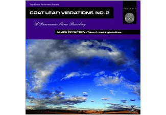 Goat Leaf - A Lack Of Oxygen-Tales Of Crashing Satellites - (CD)