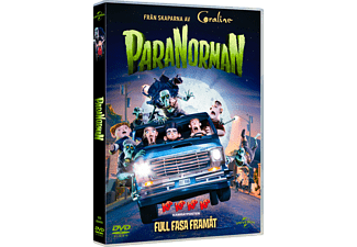 Paranorman Animation / Tecknat DVD