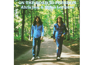Alvin Lee, Lee,Alvin & Lefevre,Mylon - ON THE ROAD TO FREEDOM [CD]