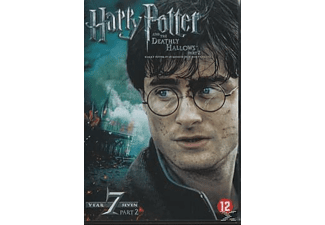 harry potter en de relieken de dood part 2 dvd kopen