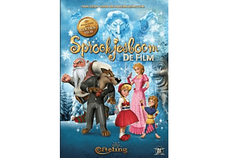 SPROOKJESBOOM DE FILM | DVD