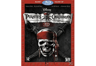 ON STRANGER TIDES 3D | Blu-ray