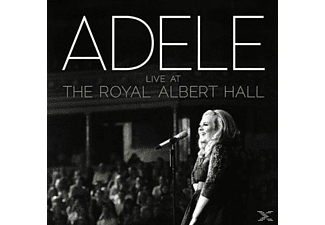 Adele - Live At The Royal Albert Hall | DVD