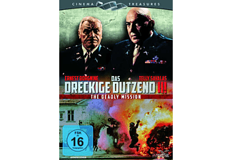 Das dreckige Dutzend 3 - The Deadly Mission - (DVD)