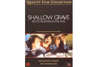 Shallow Grave | DVD
