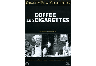 Coffee + Cigarettes | DVD