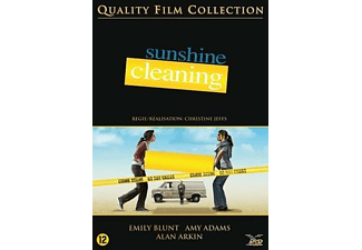 Sunshine Cleaning | DVD
