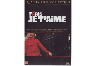 Paris Je T'Aime | DVD