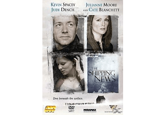 THE SHIPPING NEWS | DVD