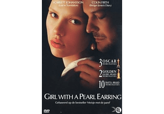 The Girl With A Pearl Earring | DVD