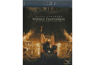 Within Temptation - Black Symphony [Blu-ray]