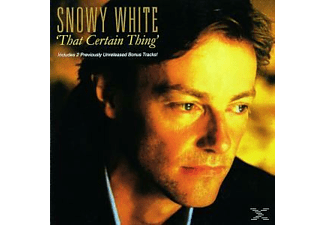 Snowy White - That Certain Thing [CD]