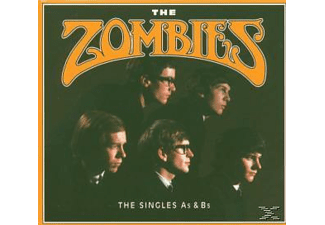The Zombies - Singles: A's & B's [CD]