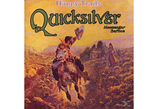 Quicksilver Messenger Service - Happy Trails [CD]