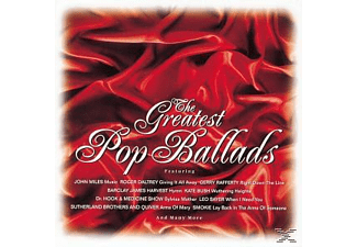 VARIOUS - The Greatest Pop Ballads [CD]