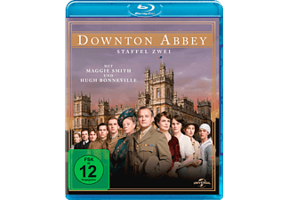 Downton Abbey - Staffel 2 - (Blu-ray)