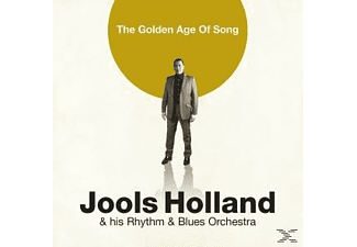 Jools Holland, Rhythm & Blues Orchestra - The Golden Age Of Song [CD]