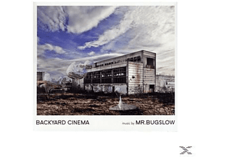 Mr. Bugslow - Backyard Cinema - (CD)