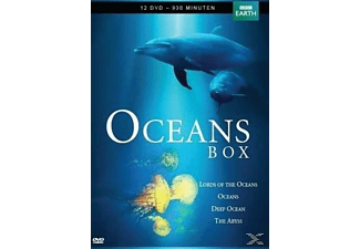 BBC Earth - Oceans Box | DVD