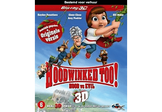 Hoodwinked too! | Blu-ray