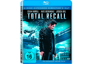 Total Recall Director's Cut [Blu-ray]
