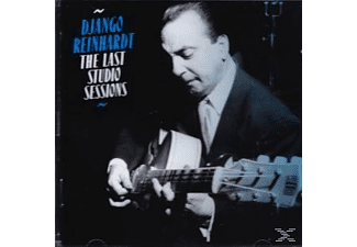 Django Reinhardt - The Last Studio Sessions [CD]