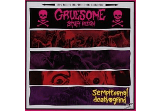 Gruesome Stuff Relish - Sempiternal Death Grind [CD]