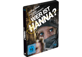 Wer ist Hanna (Exclusive Steelbook Edition) Action Blu-ray