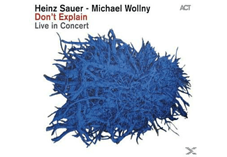 Heinz Sauer, Michael Wollny - Don't Explain: Live In Concert [CD]
