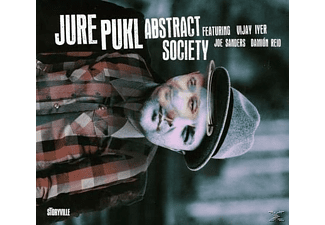 Jure Pukl, Vijay Iyer - Abstract Society - (CD)