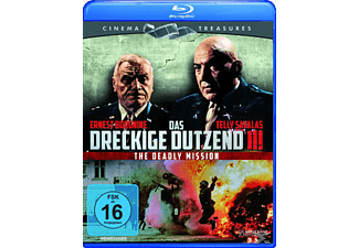 Das dreckige Dutzend 3 - The Deadly Mission - (Blu-ray)