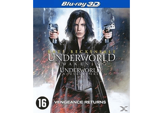 Underworld: Awakening 3D | 3D Blu-ray
