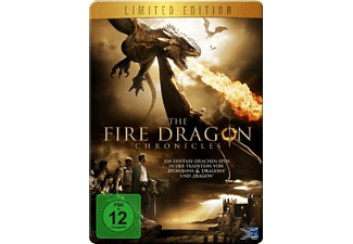 The Fire Dragon Chronicles - Dragon Hunter (StarmetalPak) [DVD]