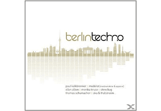 VARIOUS - Berlin Techno - (CD)