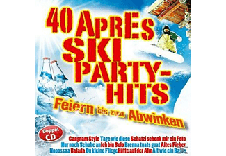 VARIOUS - 40 Aprés Ski Party-Hits (Doppel Cd) [CD]