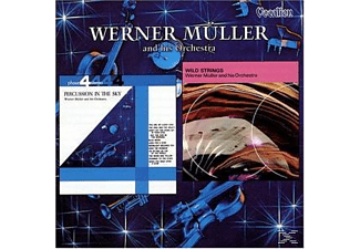 Werner And His Orchestra Muller, Werner Müller - Wild Strings/Percussion In The Sky - (CD)