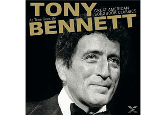 Tony Bennett - As Time Goes By: Great American Songbook Classics [CD]