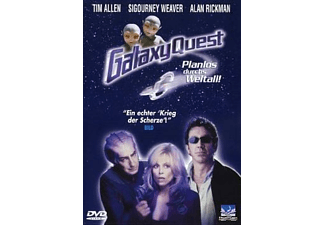 Galaxy Quest - (DVD)