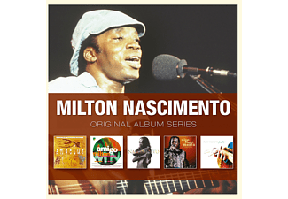 Milton Nascimento - Original Album Series [CD]