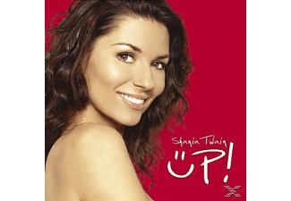 Shania Twain - Up! [CD]