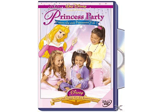 Princess Party - Feiern wie eine Prinzessin - Volume 2 [DVD]