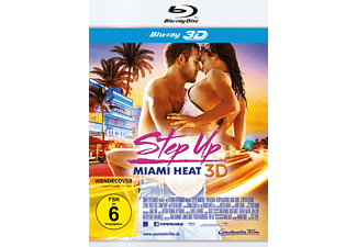 Step Up - Miami Heat 3D - (3D Blu-ray)