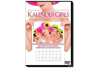 Kalender Girls - (DVD)