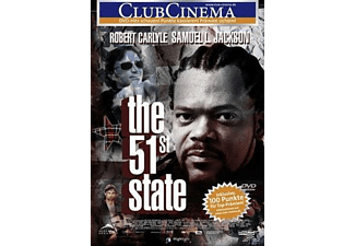 The 51st State - (DVD)