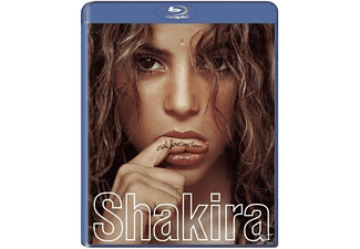 Shakira - LIVE IN MIAMI - THE ORAL FIXATION TOUR - (Blu-ray)