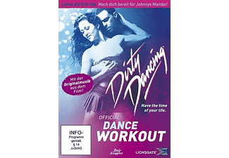 Dirty Dancing – Official Dance Workout [DVD]