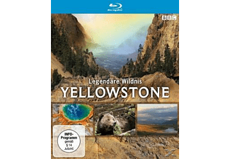 Yellowstone - Legendäre Wildnis - (Blu-ray)