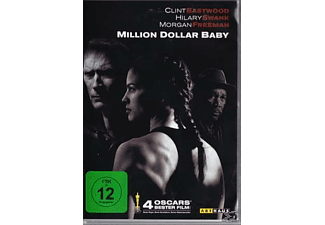 Million Dollar Baby Drama DVD
