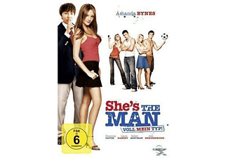 She's the Man - Voll mein Typ! - (DVD)