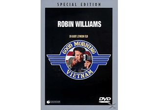 Good Morning Vietnam Special Edition - (DVD)